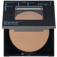 Maybelline Fit Me Matte + Poreless Powder, Natural Tan 0.3 oz [041554488357]