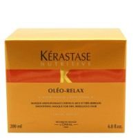 Kerastase Nutritive Oleo-Relax Smoothing Masque, 6.8 oz [3474630247857]
