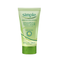 Simple Smoothing Facial Scrub 5 oz [087300700069]