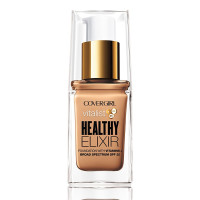 CoverGirl Vitalist Healthy Elixir Foundation, [745] Warm Beige 1 oz [046200004172]