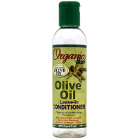 Africa's Best Organics Olive Oil Leave-In Conditioner 6 oz [034285249069]