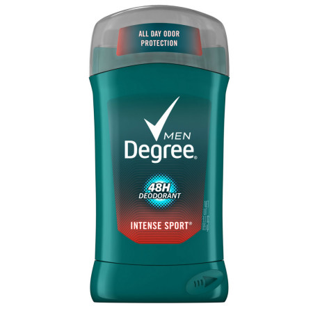 Degree Men 48H Deodorant Intense Sport 3 oz [079400013422]