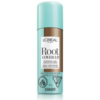 L'Oreal Paris Root Cover Up, Temporary Grey Concealer Spray, Light Golden Brown, 2 oz [071249341223]