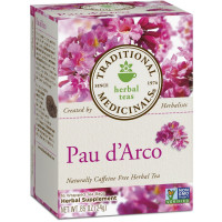 Traditional Medicinals Herbal Tea, Pau d'Arco 16 ea [032917000682]