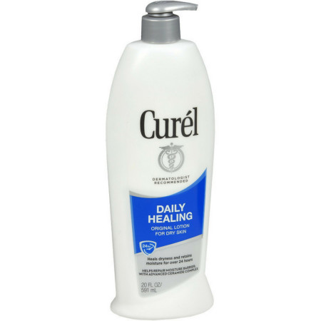 Curél Daily Healing Original Lotion For Dry Skin 20 oz [019045105366]
