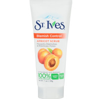 St. Ives Naturally Clear Apricot Scrub, 1 oz [077043203804]
