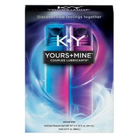 K-Y Yours & Mine Couples Lubricant, 3 oz [067981088922]
