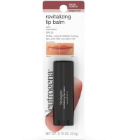 Neutrogena Revitalizing Lip Balm SPF 20, Fresh Plum [60], 0.15 oz [086800009658]