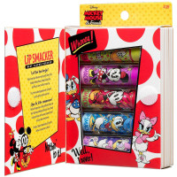 Lip Smacker Mickey Mouse and Friends Lip Gloss Set 5 ea [050051434392]