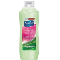Suave Essentials Conditioner, Aloe & Waterlily, 30 oz [079400587886]