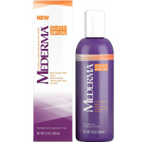 Mederma Quick Dry Oil 5.1 oz [186295000281]