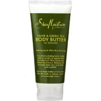 Shea Moisture Olive & Green Tea Body Butter 6 oz [764302211150]