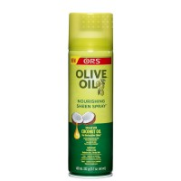 ORS Olive Oil Nourishing Sheen Spray infused with Coconut Oil 11.7 oz  [632169110308]