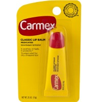 Carmex Classisc Lip Balm Medicated 0.35 oz [083078113148]