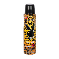 Playboy  Play It Wild Coty Deodorant Spray 5.0 oz [3614221641927]