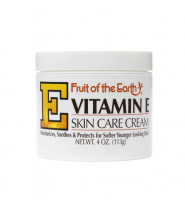 Fruit of the Earth Vitamin E Skin Care Cream 4 oz [071661009749]