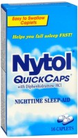 Nytol QuickCaps 16 Caps [310158043027]