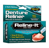 D.O.C. Reline-It Advanced Denture Reliner Kit [010705400968]