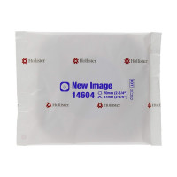 Hollister New Image Flextend Flat Skin Barrier with Tape Border Barrier Opening- maximum of 2-1/4in. (57mm) Size- 2-3/4in. (70mm) Flange -5 ea [610075146048]