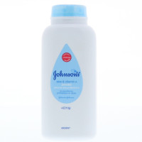 Johnson's Baby Aloe & Vitamin E Baby Powder, 4 oz [381370030447]