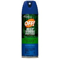 OFF! Deep Woods Sportsman Insect Repellent 6 oz [046500618512]