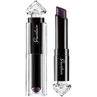 Guerlain La Petite Robe Noire Deliciously Shiny Lip Colour, Black Perfecto 0.09 oz [3346470421400]