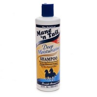 Mane'n Tail Deep Moisturizing Shampoo for Dry, Damaged Hair 12 oz [071409543290]