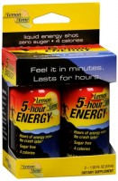 5 Hour Energy Drink Lemon Lime 4 oz [719410400026]