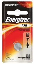 Energizer Watch Battery 1.5 Volt A76 1 Each [039800110909]