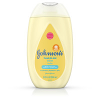Johnson's  Head-to-Toe Moisturizing Baby Body Lotion, Hypoallergenic and Paraben Free 10.2 oz [381371177158]