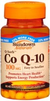 Sundown Q-Sorb CoQ-10 100 mg Softgels 30 Soft Gels [030768035532]