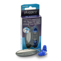 Pluggerz earplugs Swim 1  ea [8718719200599]