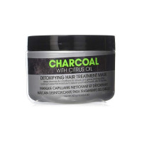 Hair Chemist Charcoal With Citrus Oil Detoxifying Hair Treatment Mask, 8 oz  [021959015440]