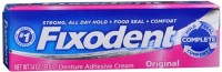 Fixodent Original Denture Adhesive Cream 1.40 oz [076660008649]
