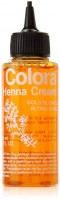 Colora Henna Creme Hair Color Gold Blond, 2 oz