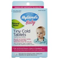 Hyland's Baby Tiny Cold Tablets 125 ea [354973315815]