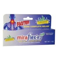 MiraFlex-R3 R3 Pain Relief Cream 1 oz [898132000094]