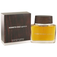 Kenneth Cole Signature Eau De Toilette Spray 3.40 oz [608940553817]