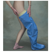 Duro-Med Cast & Bandage Protector for Leg, Foot & Ankle, Medium 1 ea [041298065647]