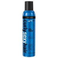 Sexy Hair Concepts Curly Sexy Hair Curl Power Spray Foam 8.4 oz [646630007301]