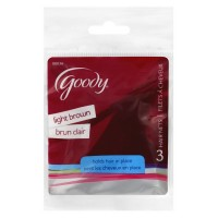 Goody Hair Net, Light Brown 3 ea [041457000366]