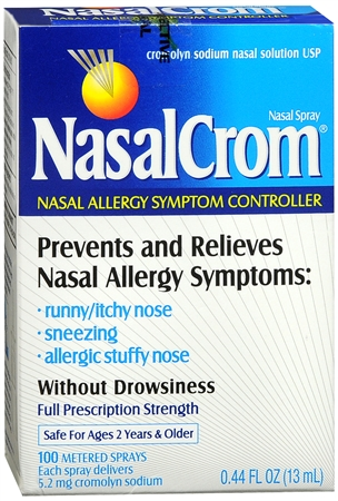 NasalCrom Nasal Spray 13 mL [814832011031]