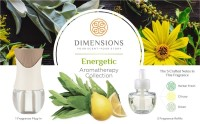 Dimensions Energetic Collection with Fragrance Plug-in 1  ea [691039107855]