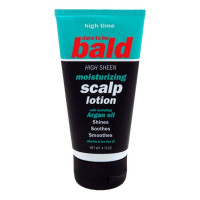 High Time Dare To Be Bald Scalp Lotion Moisturizing  4.75 oz [043429808086]