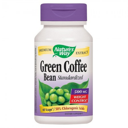 Nature S Way Green Coffee Bean Reviews