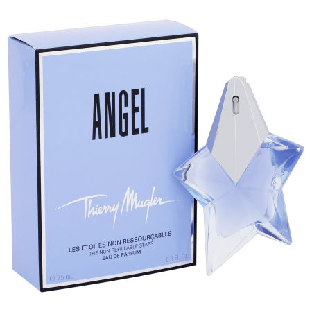 Thierry Mugler Angel Eau de Parfum Spray 0.8 oz [3439600203097]