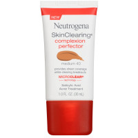 Neutrogena Skinclearing Complexion Perfector With Salicylic Acid, Medium 1 oz [086800437529]