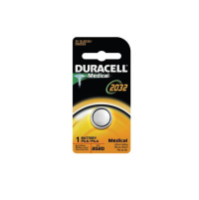 Duracell Lithium Battery Medical 3 Volt [DL2032] 1 ea [041333103105]