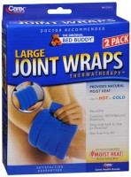 Bed Buddy Large Joint Wraps 2 Each [632615022100]