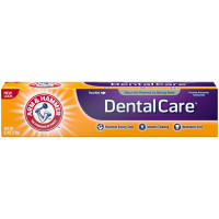ARM & HAMMER Dental Care Fluoride Anticavity Toothpaste, Fresh Mint 6.30 oz [033200183709]